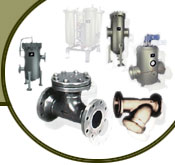 Grotto Filters and Equipment  - Manufacturer and Exporter of Basket Strainer, Filters, Cartridge Filter, Bag Filters, Panel Type Air Filter, Backflush Filters, T-type & Y-type Strainers, Simplex and Duplex Type from India